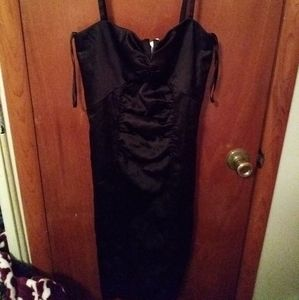 Betsy & Adam black dress juniors size 10